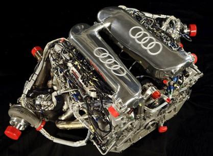 Audi A8 V12 >> Audi R10